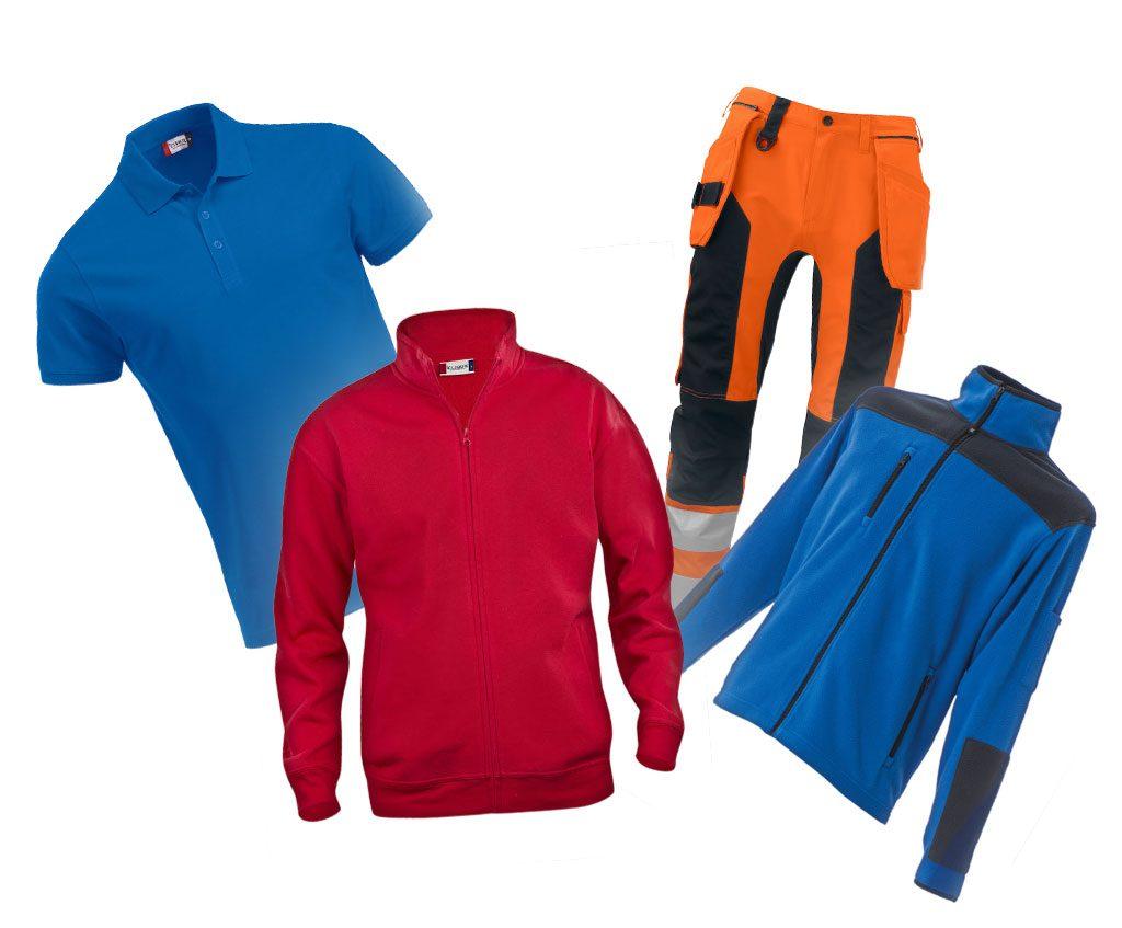 abbigliamento casual sportivo lavoro mobilePROplus