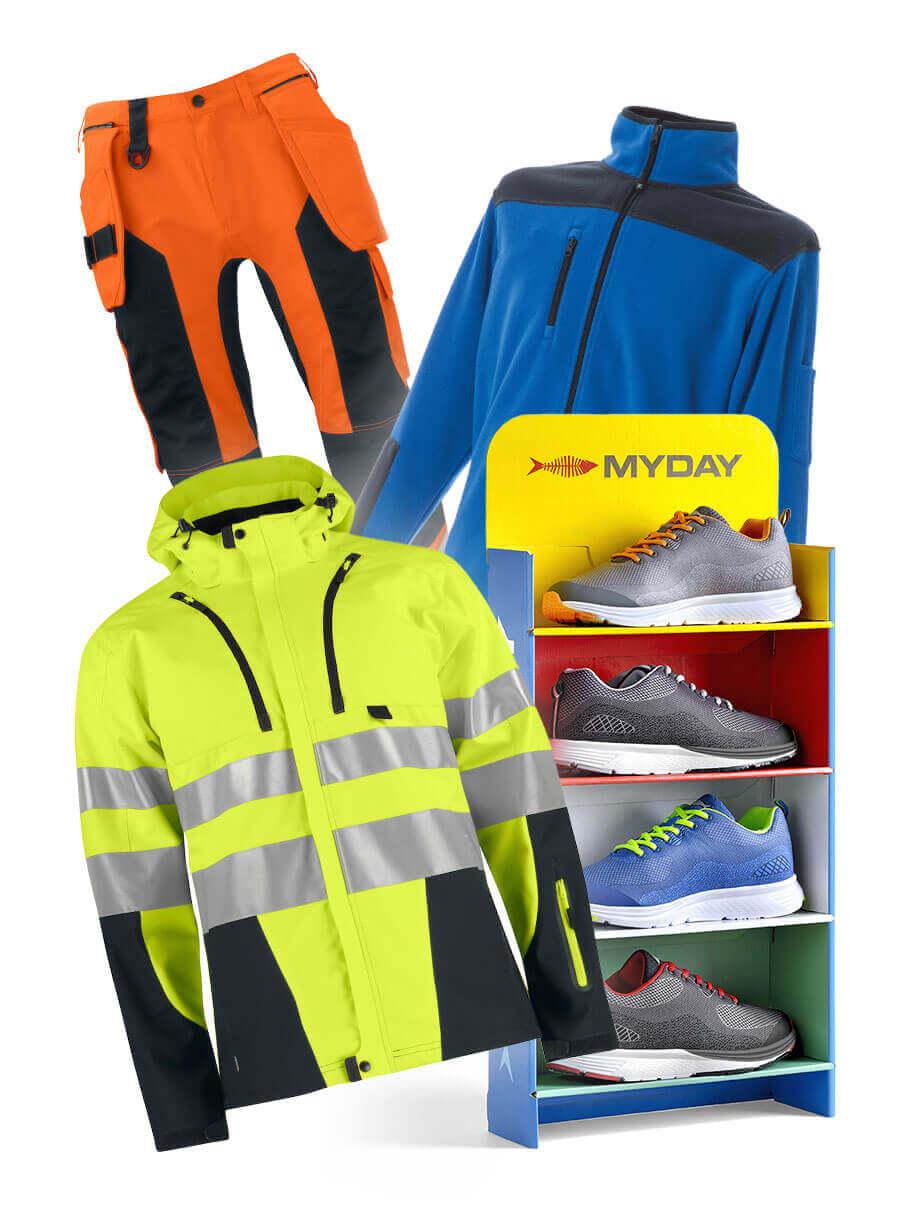 abbigliamento lavoro mobilePROplus