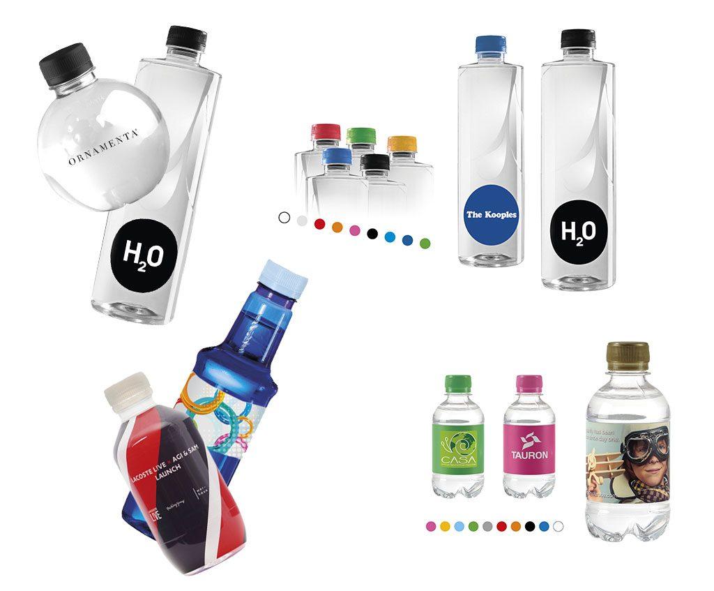 food beverage acqua personalizzata