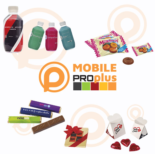 food beverage mobilePROplus composizione
